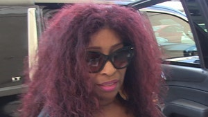 Chaka Khan Getting Sued By Her Former Manager