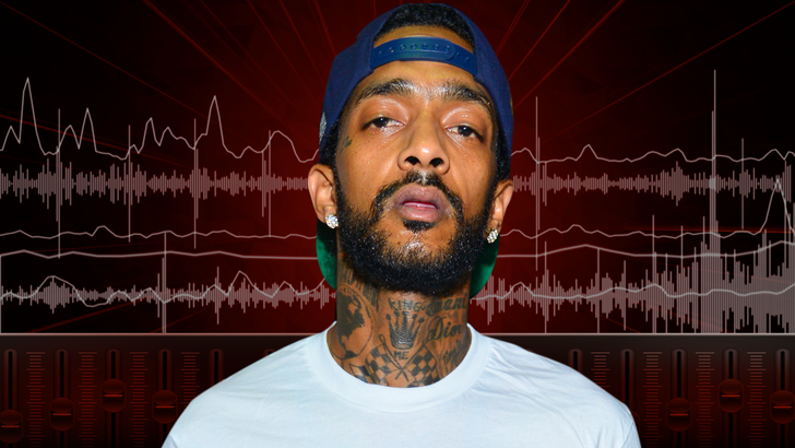 Nipsey Hussle 911 Call, Frantic Woman Pleads for Help ASAP
