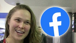 Ronda Rousey Signs Gaming Deal To Stream On Facebook