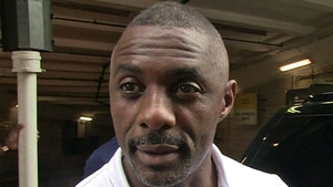 Idris Elba's Quarantined Movie Crew Peeved Over Lack of Tests, Communication