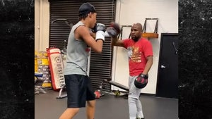 Floyd Mayweather Gunning To Be The Best Boxing Trainer Ever, TBBTE!