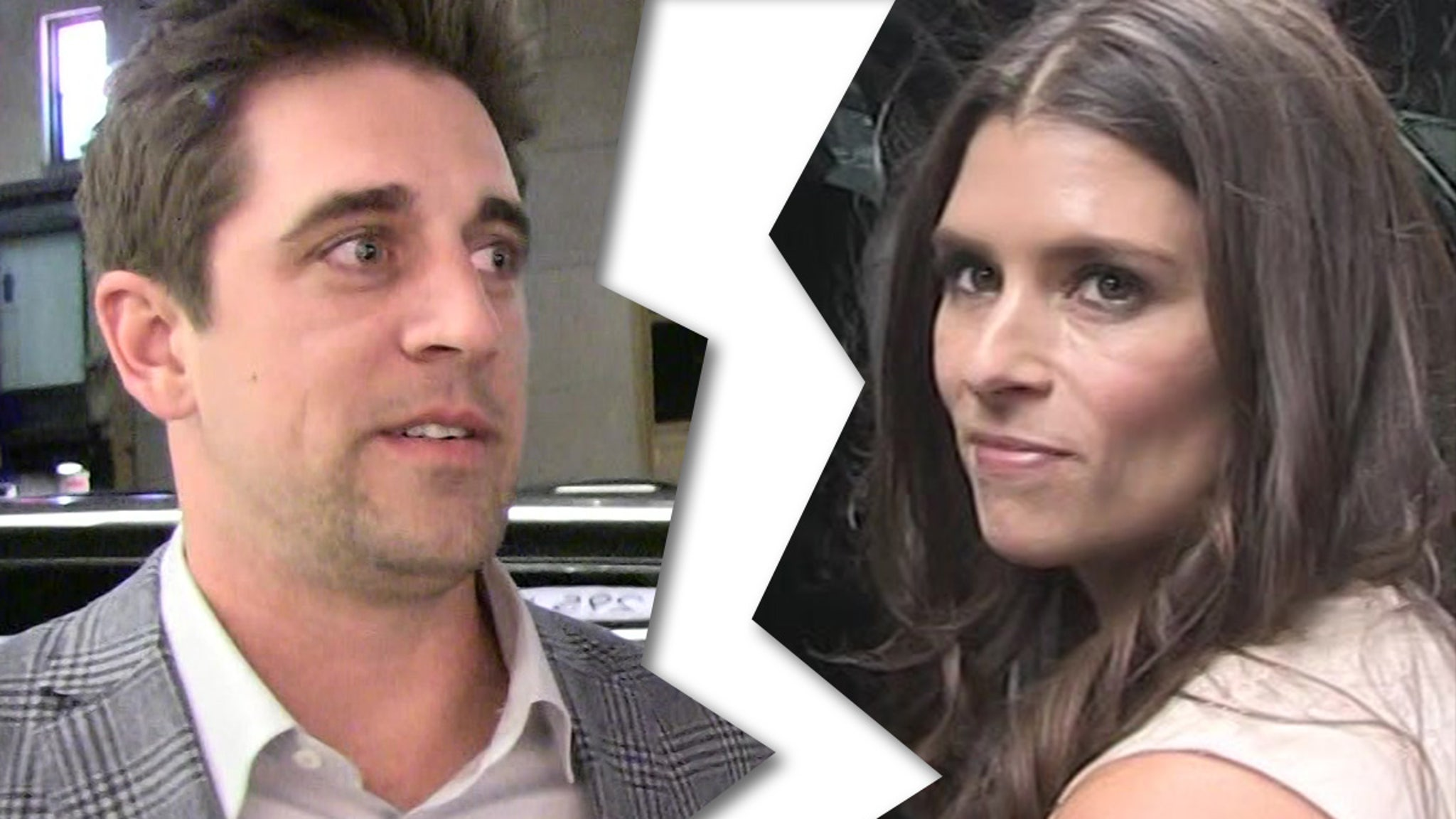 Danica Patrick Unfollows Aaron Rodgers On Ig Signs Point To Break Up News Akmi