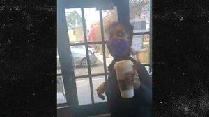 Woman Goes on Disgusting Racist, Homophobic Tirade at Starbucks