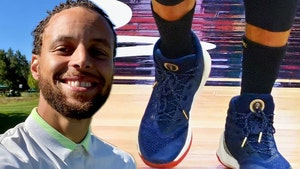 Steph Curry Rocks Ultra-Rare POTUS Kicks To Celebrate Joe Biden's Inauguration