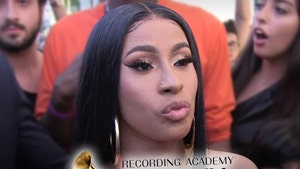 Cardi B Praises Lesser-Known Black Artists Amid Grammys Drama