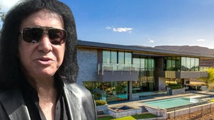 Gene Simmons Buys Vegas Mansion After Vowing to Leave California