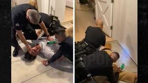 Jaxson Hayes Arrest Video Shows NBA'er Tased, Cops Launch Excessive Force Investigation