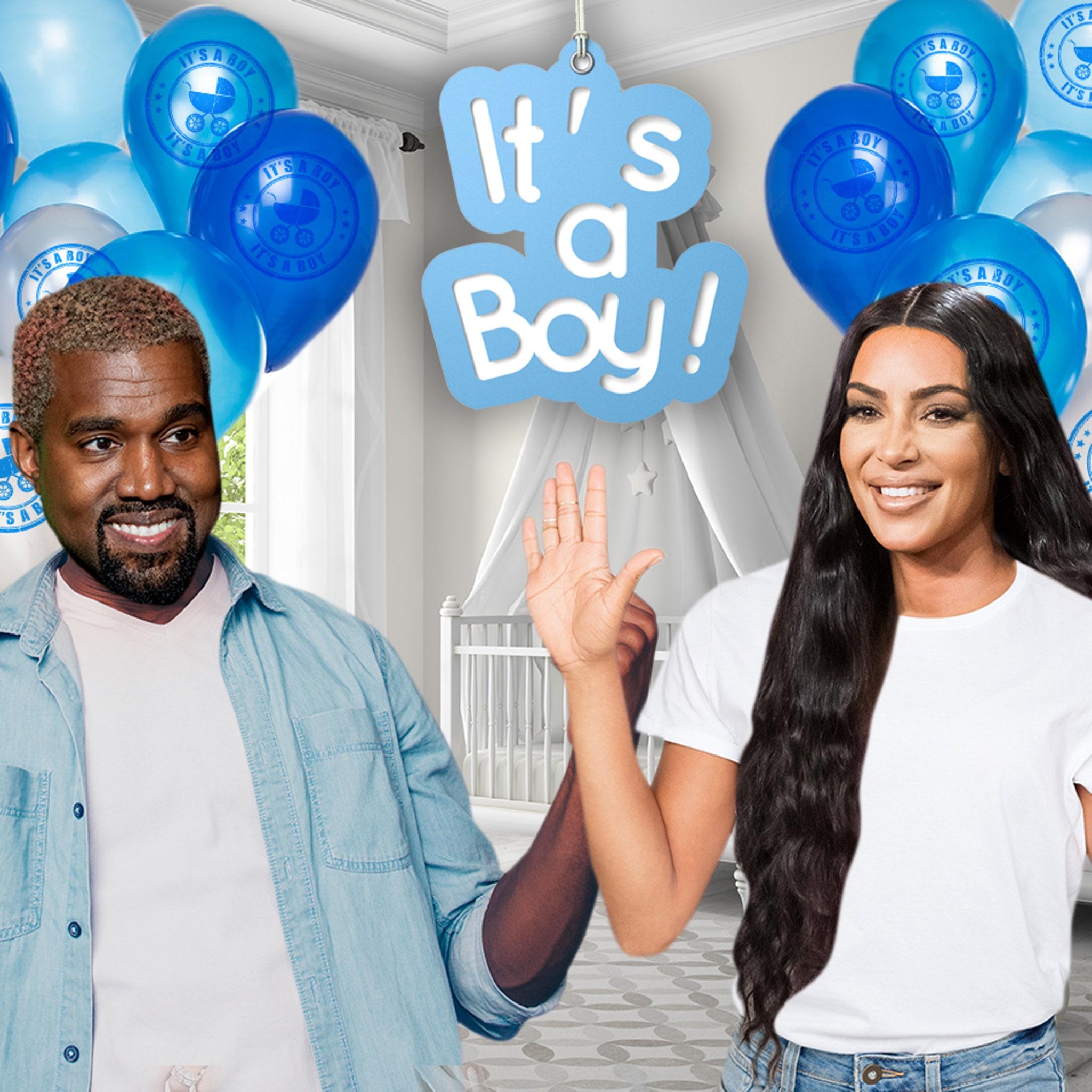 Kim Kardashian and Kanye West's Surrogate Gives Birth to Fourth Child