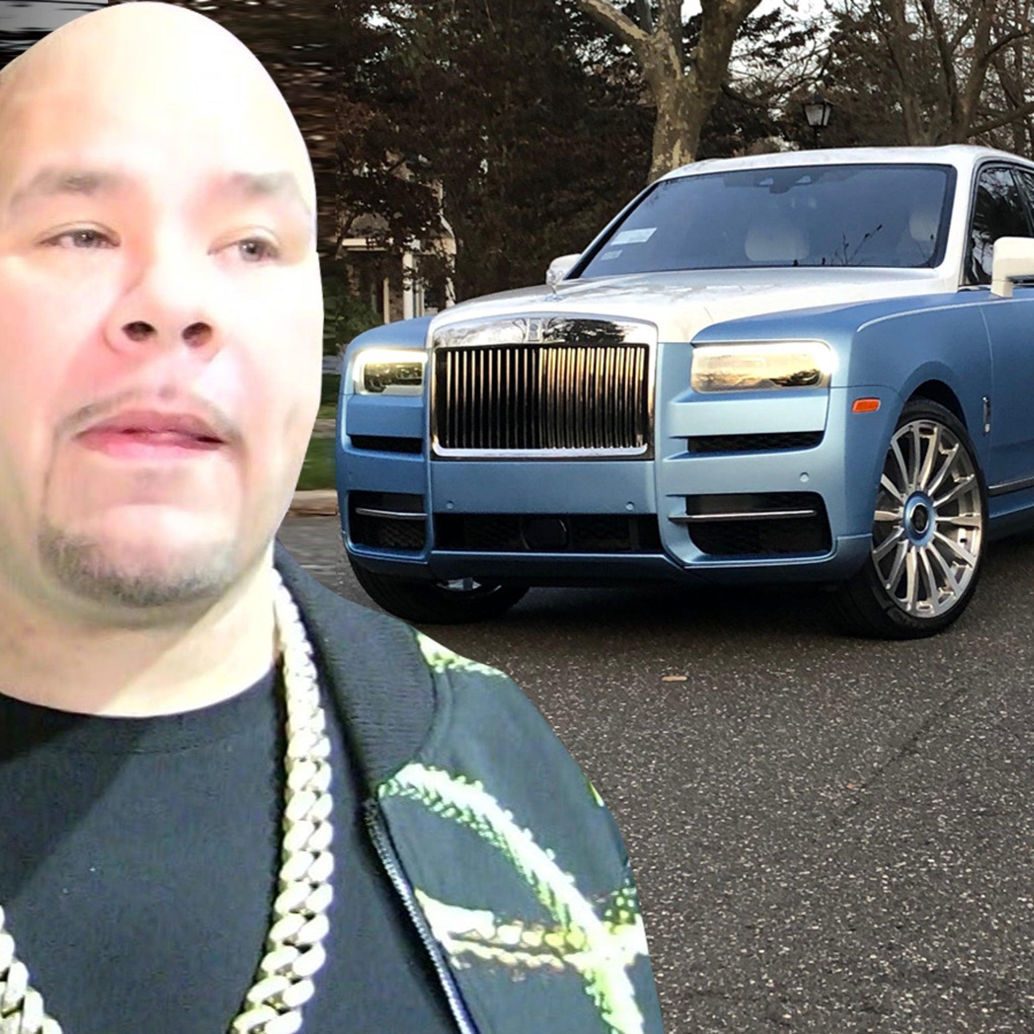Fat Joe S New Custom Rolls Royce Cullinan Is Worth About Half A Mil