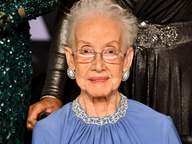 Remembering Katherine Johnson