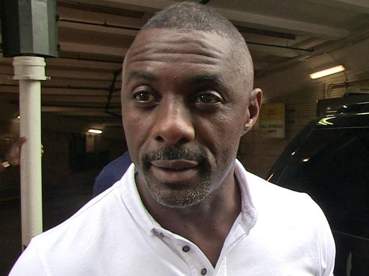 Idris Elba's Quarantined Movie Crew Peeved Over Lack of Tests, Communication - EpicNews