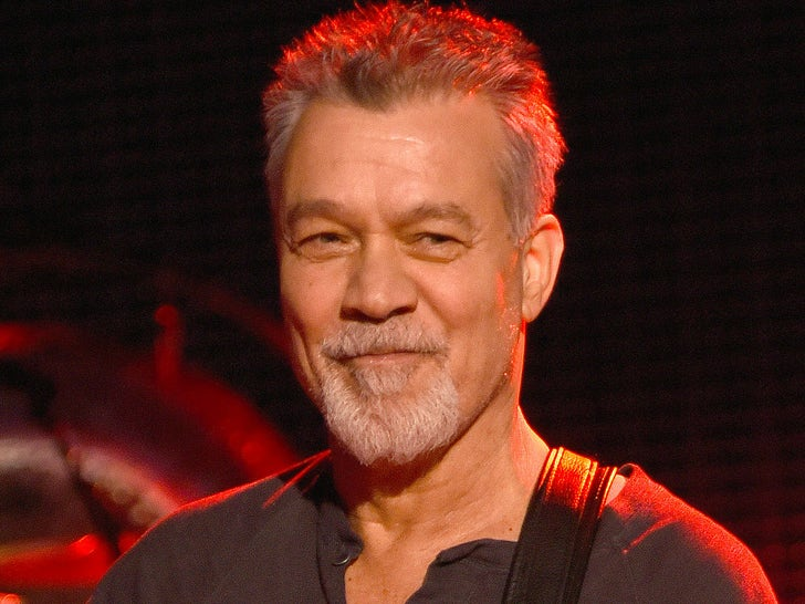 Eddie Van Halen -- Through The Years