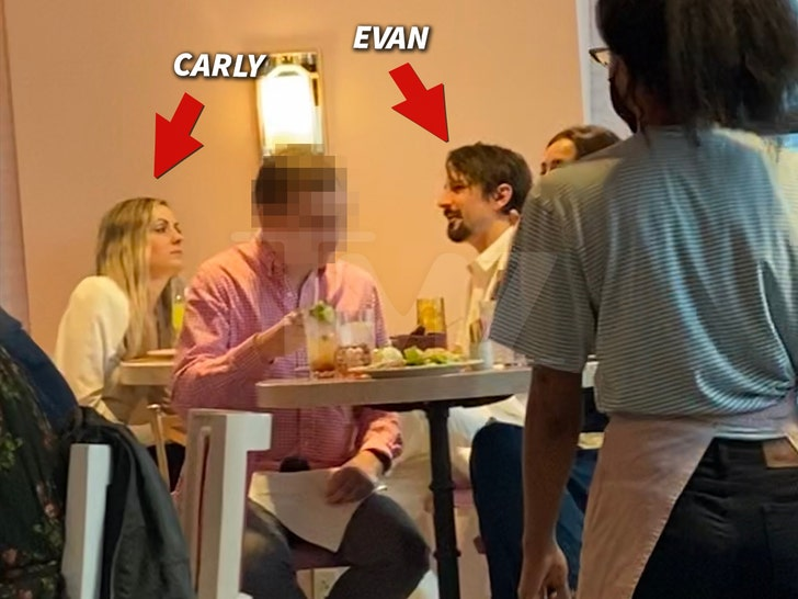 'Bachelor in Paradise' Alums Evan Bass and Carly Waddell Hanging Out After Split.jpg