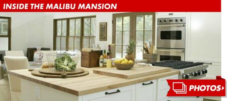 Dave Matthews' Malibu Mansion