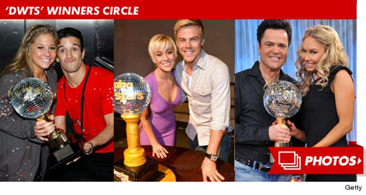 'Dancing With The Stars' Winners