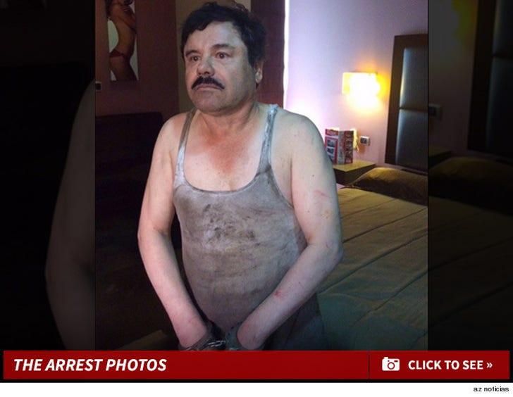El Chapo -- Caught!