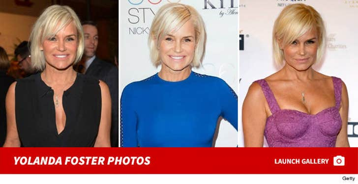 Yolanda Foster Photos