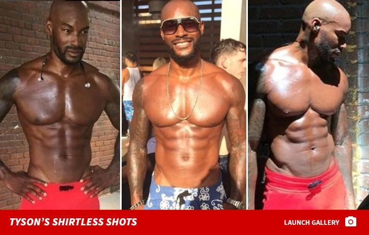 Tyson Beckford's Hot Shots