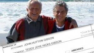 Mel Gibson's Step-Mom Files For Restraining Order -- Mel is