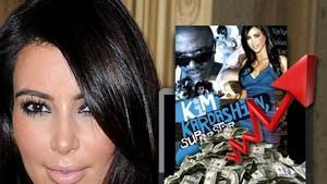 Kim Kardashian -- Sex Tape Sales Erupt After Baby News