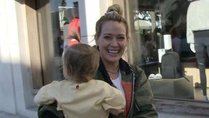 Hilary Duff Plays Coy About Miranda's Return in 'Lizzie McGuire' Reboot