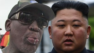 Dennis Rodman Praying for Kim Jong-Un After Deathbed Reports