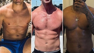 Summer Ready Abs -- Guess Who!