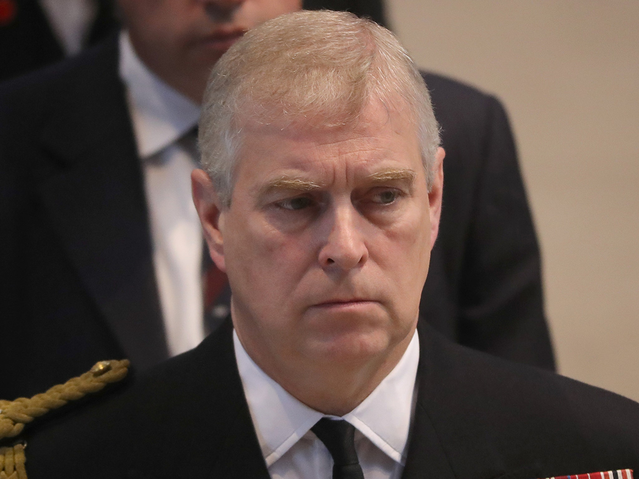 Prince Andrew Accused Of Using N Word By Former Government Adviser
