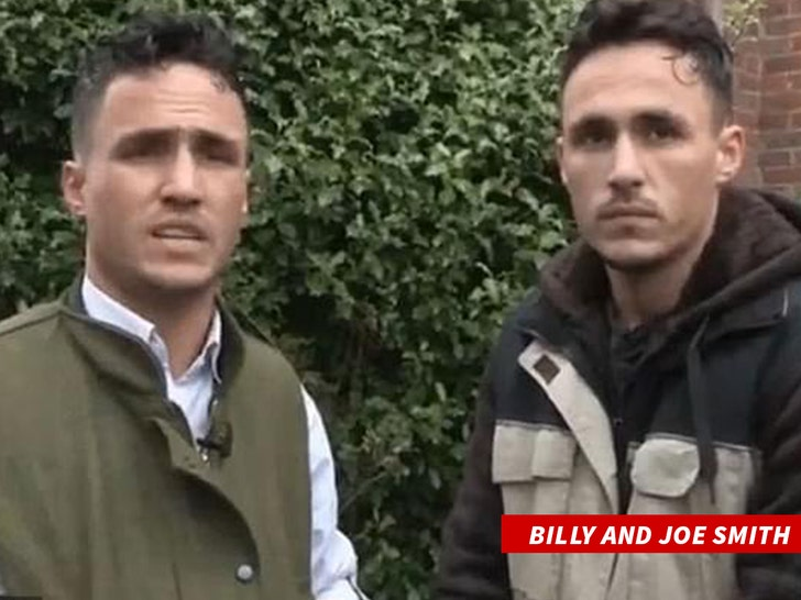 Twin brothers, 32, are found dead together on an isolated country lane