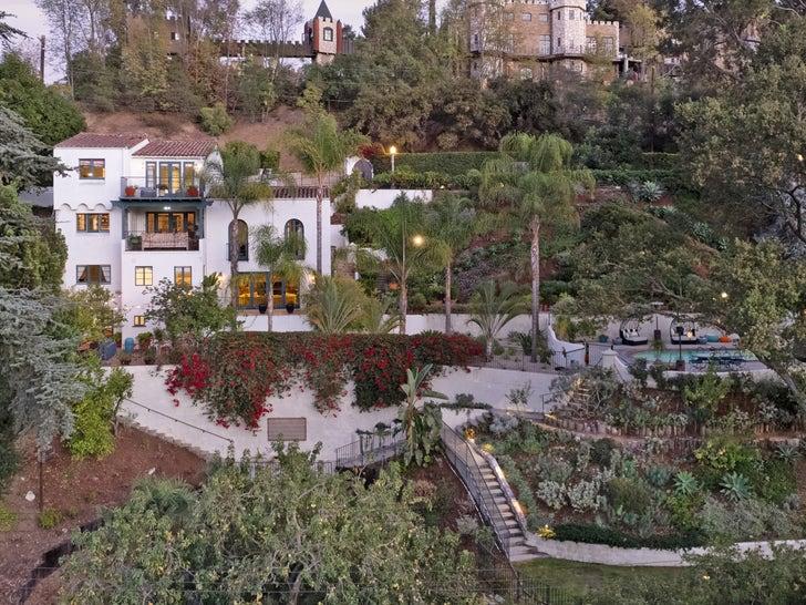 Misha Collins Lists Los Angeles Mansion