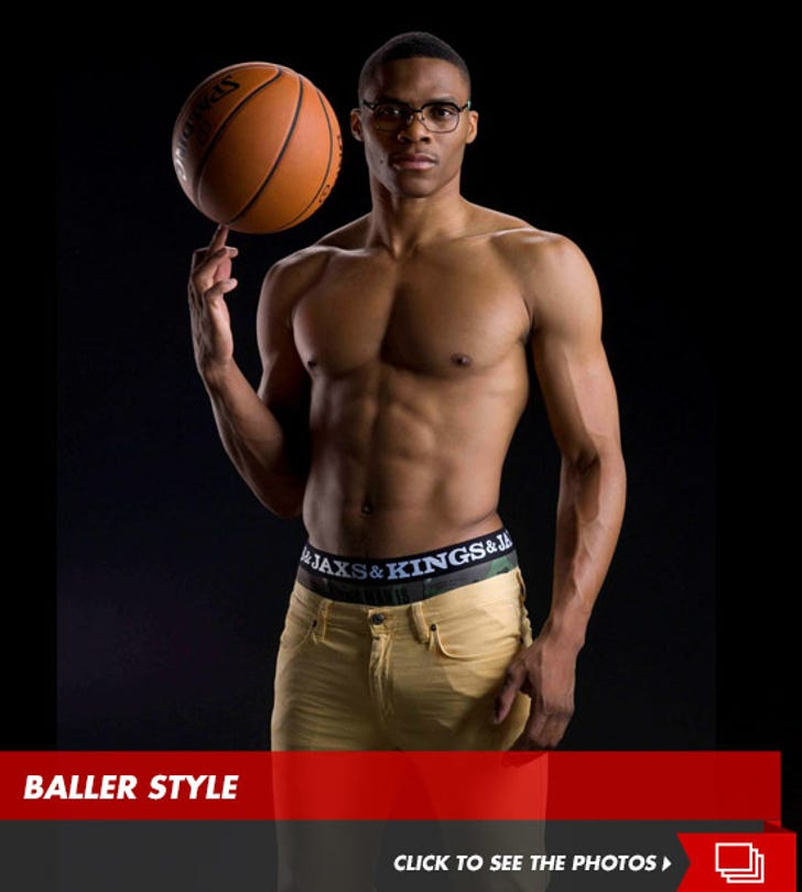 Russell Westbrook - Underwear Line