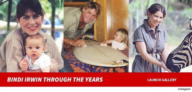 Bindi Irwin Through The Years