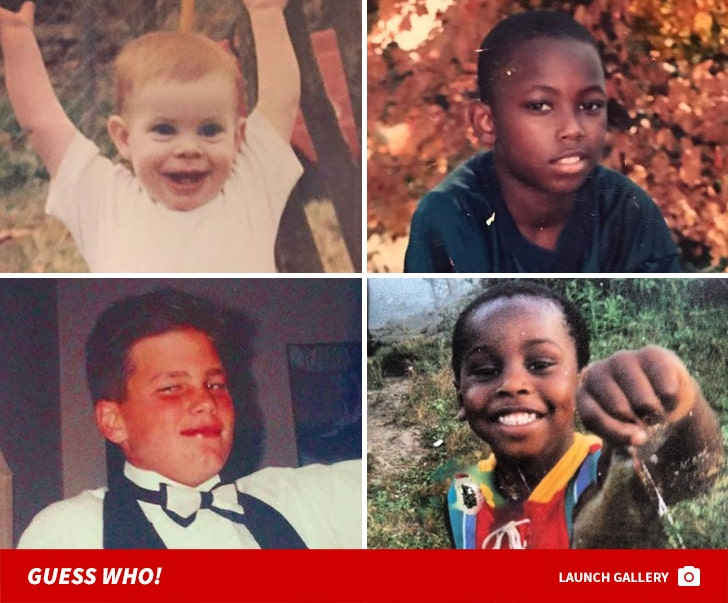 Guess Who These NFL Kids Turned Into!