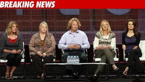 'Sister Wives' -- Not Backing Down from Season 2