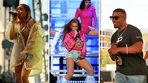Celebs Flock to Coachella Week 2 to Catch Beyonce