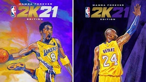 Kobe Bryant Honored As NBA 2K21 Cover Athlete, 'Mamba Forever Edition'