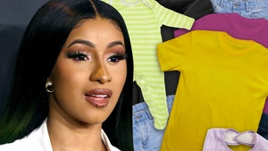 Cardi B Files Trademark for New Baby Clothing Line Business