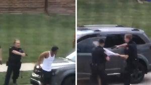 White Kenosha, WI Cop Shoots Unarmed Black Man Seven Times
