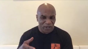 Mike Tyson Says He Could've Been A Great UFC Fighter, Just Don't Hit Me Here ...