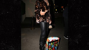 Russell Westbrook All Smiles at L.A. Birthday Dinner, Despite Rockets Drama