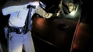 Wild Body Cam Video Shows White Suspect Threaten to Shoot Cop in Police Standoff