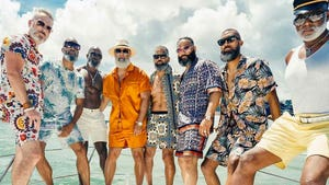 Silverfox Squad Heats Up Miami With Yacht Shots