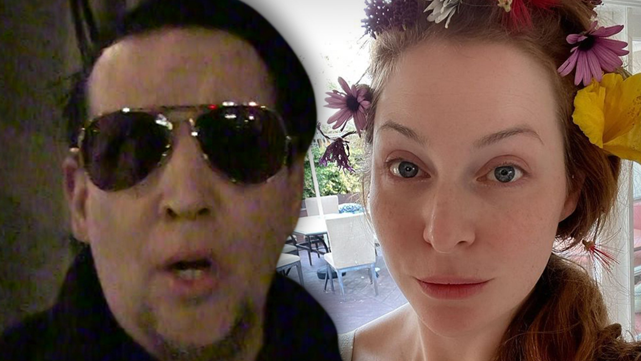 Marilyn Manson Files to Dismiss Esme Bianco's Rape Suit, Claims Malicious Scheming