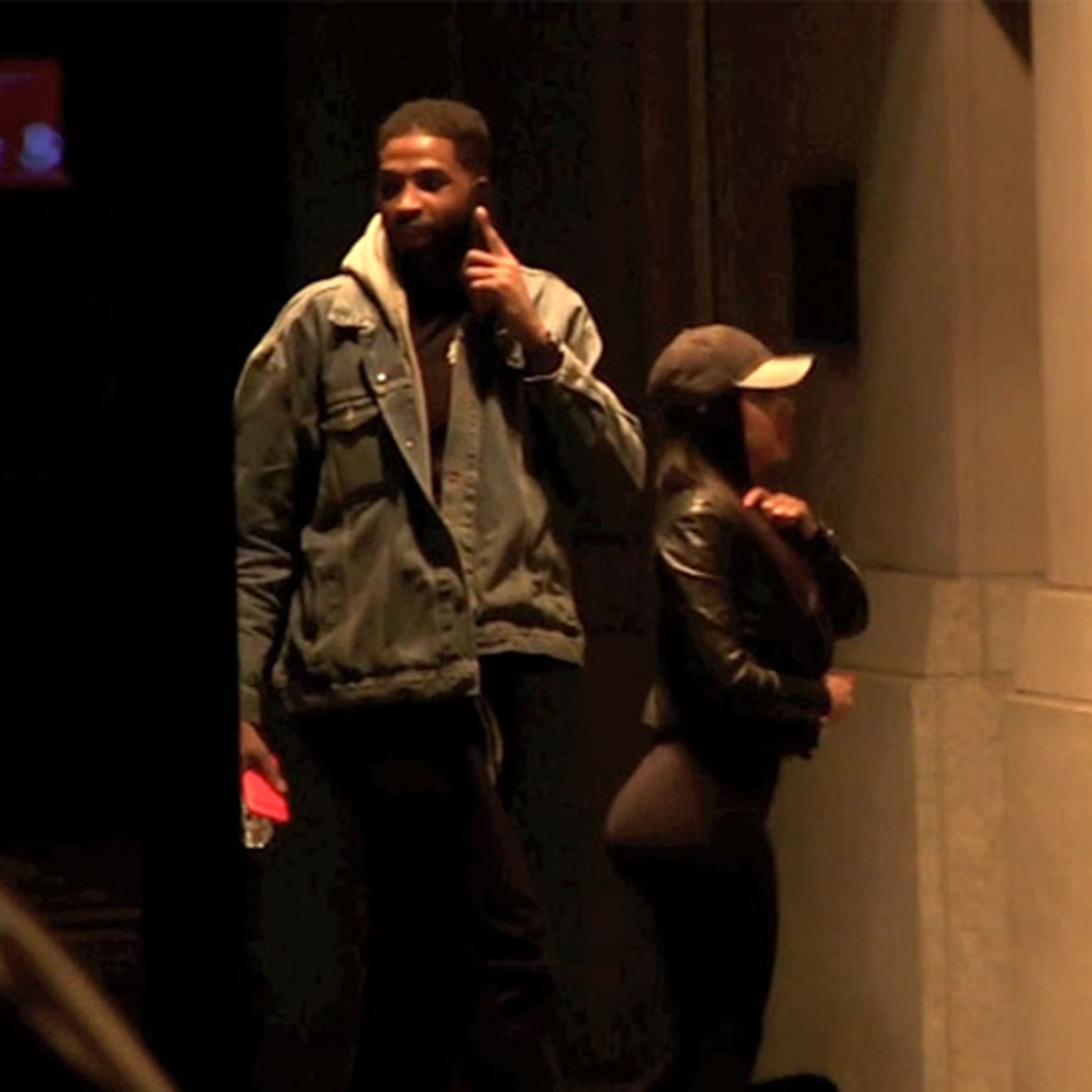 b26ebd11bfd Tristan Thompson Went Back to NYC Hotel with Woman from Nightclub
