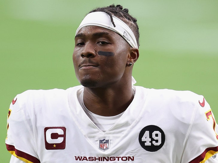 Washington Releases QB Dwayne Haskins After Maskless Partying