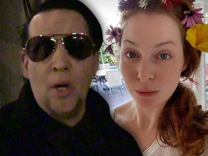 marilyn manson and esme bianco
