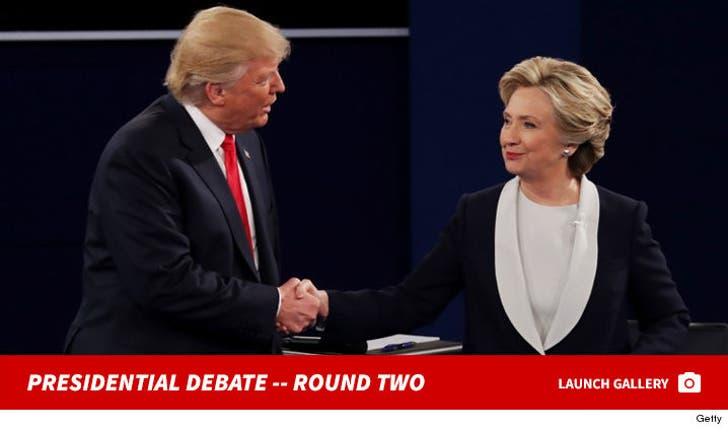 Presidential Debate -- Round Two