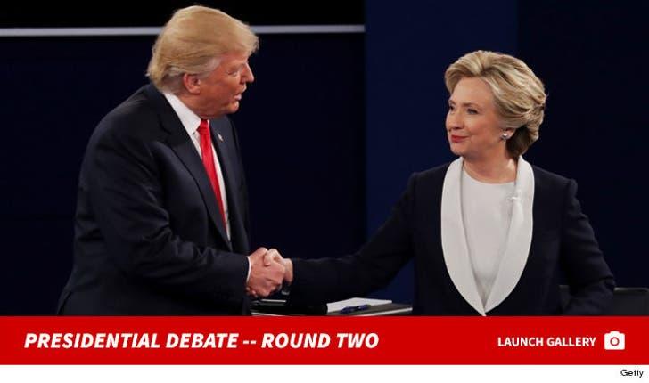 Presidential Debate -- Round Two