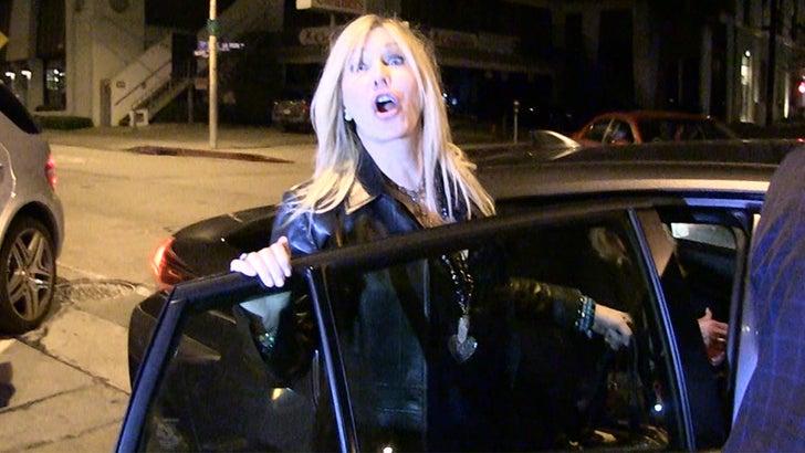 Lisa Gastineau Says Her Former NFL Star Ex-Husband Mark