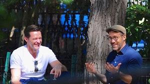Hugh Jackman and Ryan Reynolds Yuk it Up, Truce Looks to Be On